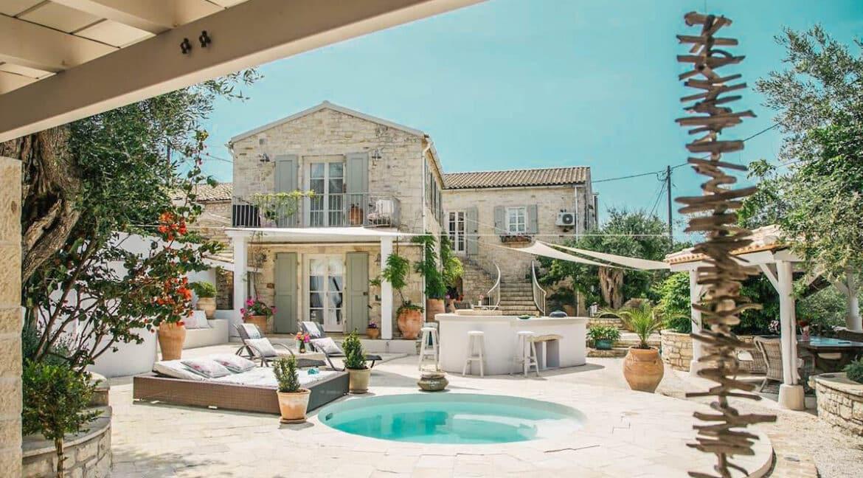 Beautiful Traditional Stone House at Paxos Island Near Corfu 33
