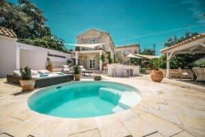 Beautiful Traditional Stone House at Paxos Island Near Corfu