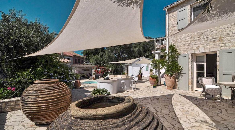 Beautiful Traditional Stone House at Paxos Island Near Corfu 8