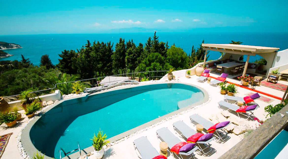 Beautiful Villa Paxos Island. Buy Villa in Corfu Greece