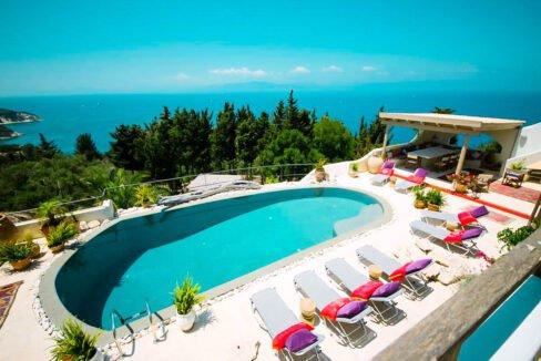 Beautiful Villa Paxos Island. Buy Villa in Corfu Greece