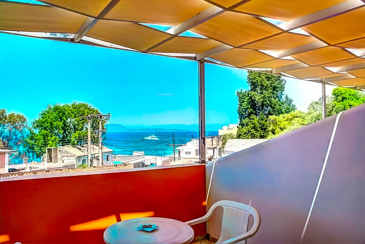 Hotel of 46 room with sea view in Corfu, Greek Hotel Sales