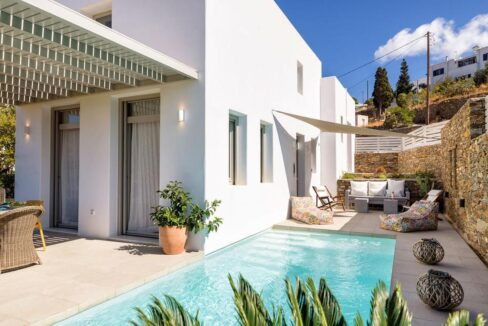 House for Sale in Paros Greece with private pool. Paros Properties