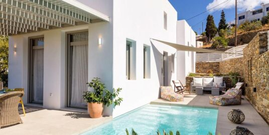 House for Sale in Paros Greece with private pool
