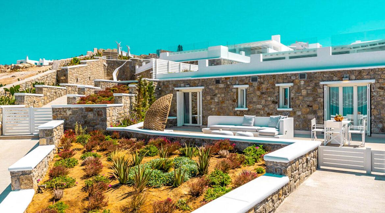 House with sea View near the Sea Mykonos Greece 15