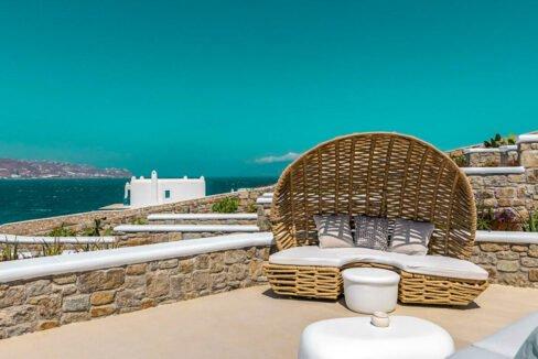 House with sea View near the Sea Mykonos Greece 16