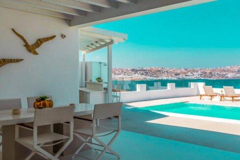 House with sea View near the Sea Mykonos Greece 17