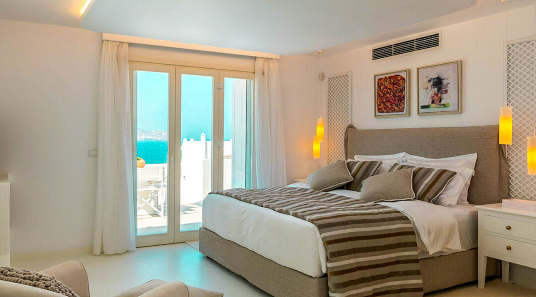 House with sea View near the Sea Mykonos Greece 6