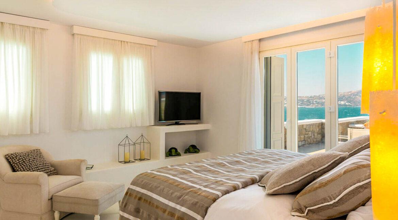 House with sea View near the Sea Mykonos Greece 7