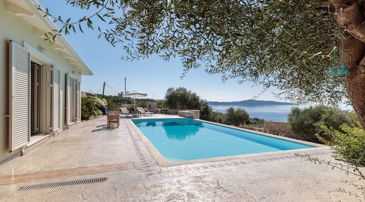 Houses for Sale Meganisi Lefkada Greece. Properties Meganisi Lefkada