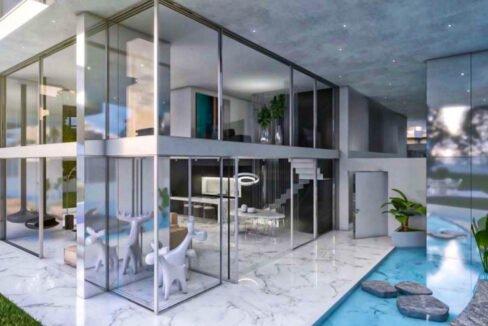 Luxurious Maisonette Glyfada. Luxury Apartments Glyfada Athens 1