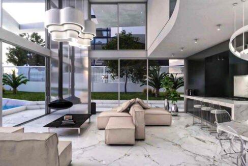 Luxurious Maisonette Glyfada. Luxury Apartments Glyfada Athens 3