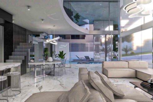 Luxurious Maisonette Glyfada. Luxury Apartments Glyfada Athens 4