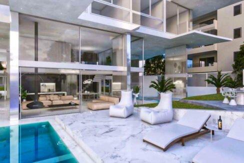 Luxurious Maisonette Glyfada. Luxury Apartments Glyfada Athens 6