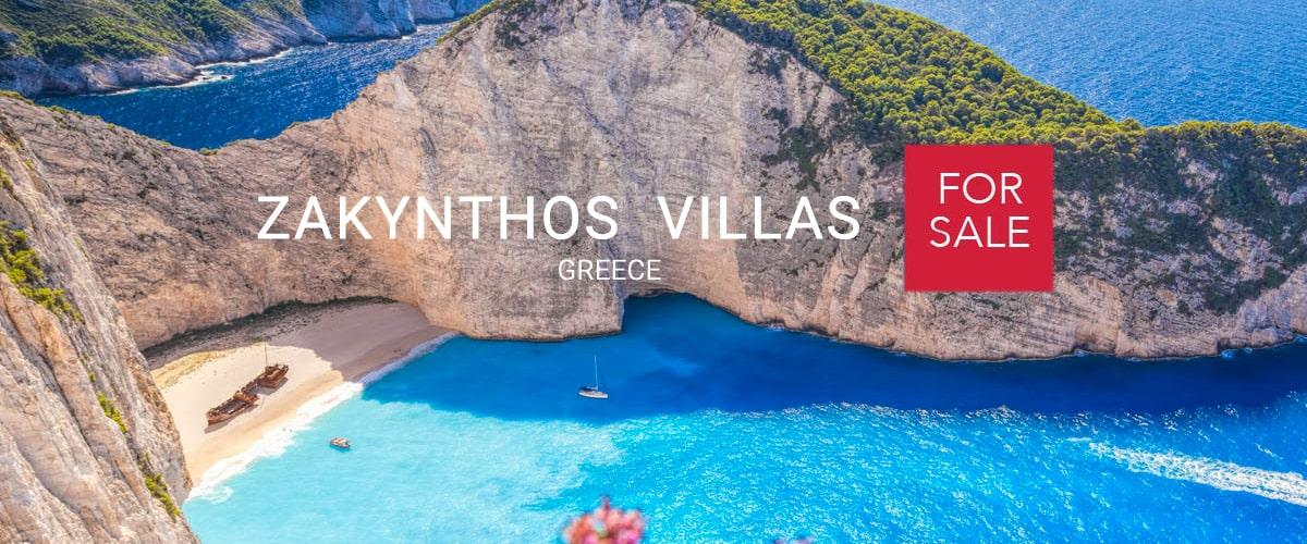 Luxury Estates in Zakynthos, Properties in Zakynthos, Real Estate in Zante, Villas in Zakynthos
