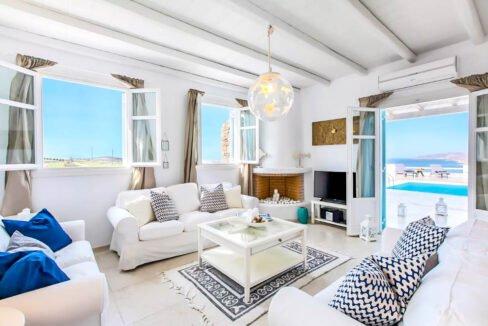 Luxury Mykonos Villas for sale, Kalafatis Mykonos 10