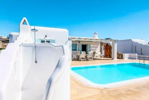 Luxury Mykonos Villas for sale, Kalafatis Mykonos 13