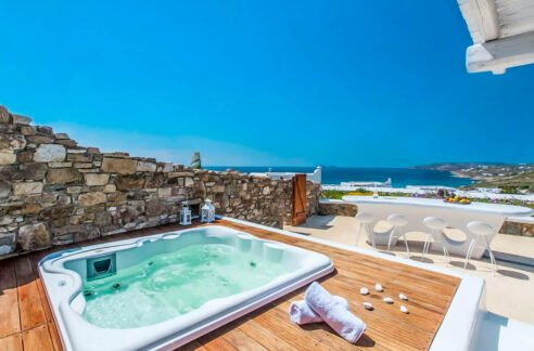 Luxury Mykonos Villas for sale, Kalafatis Mykonos