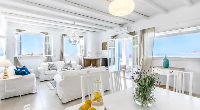 Luxury Mykonos Villas for sale, Kalafatis Mykonos 17