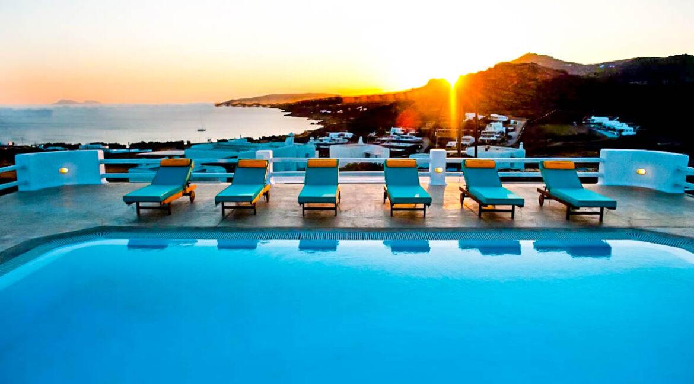 Luxury Mykonos Villas for sale, Kalafatis Mykonos 2