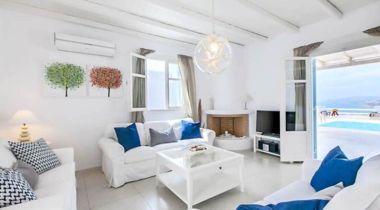 Luxury Mykonos Villas for sale, Kalafatis Mykonos 20
