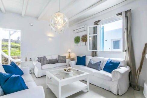 Luxury Mykonos Villas for sale, Kalafatis Mykonos 21