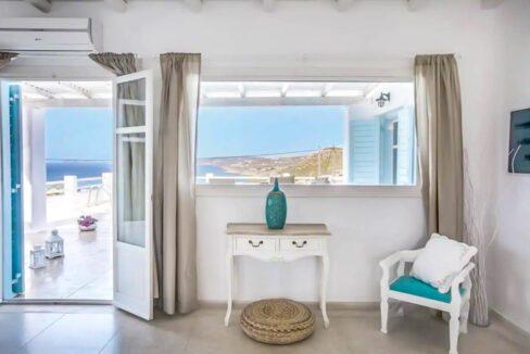 Luxury Mykonos Villas for sale, Kalafatis Mykonos 22