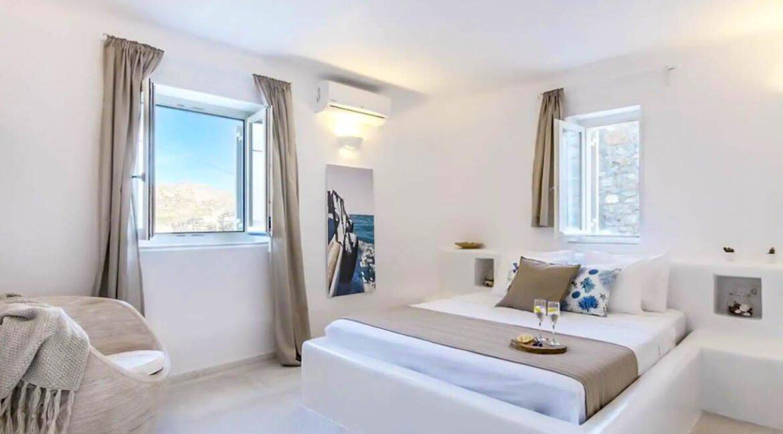 Luxury Mykonos Villas for sale, Kalafatis Mykonos 26