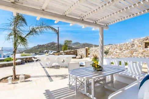 Luxury Mykonos Villas for sale, Kalafatis Mykonos 29