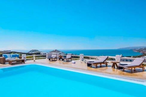 Luxury Mykonos Villas for sale, Kalafatis Mykonos 3