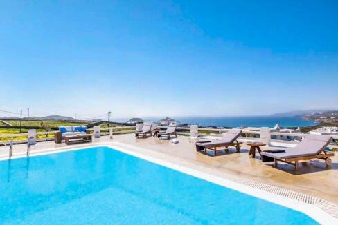 Luxury Mykonos Villas for sale, Kalafatis Mykonos 32
