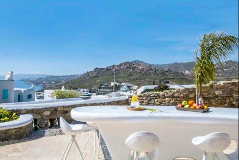 Luxury Mykonos Villas for sale, Kalafatis Mykonos 33