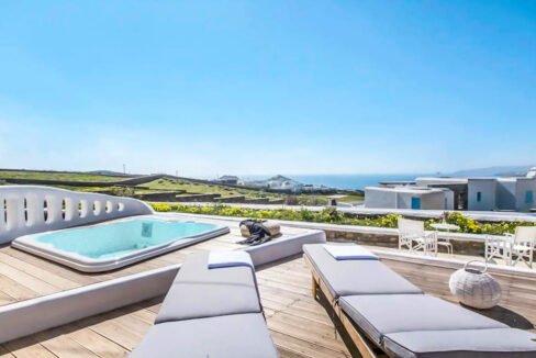 Luxury Mykonos Villas for sale, Kalafatis Mykonos 35