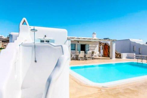 Luxury Mykonos Villas for sale, Kalafatis Mykonos 37