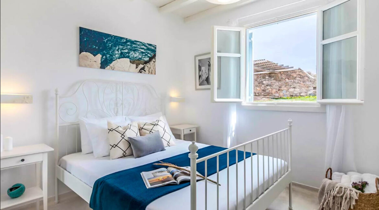 Luxury Mykonos Villas for sale, Kalafatis Mykonos 5