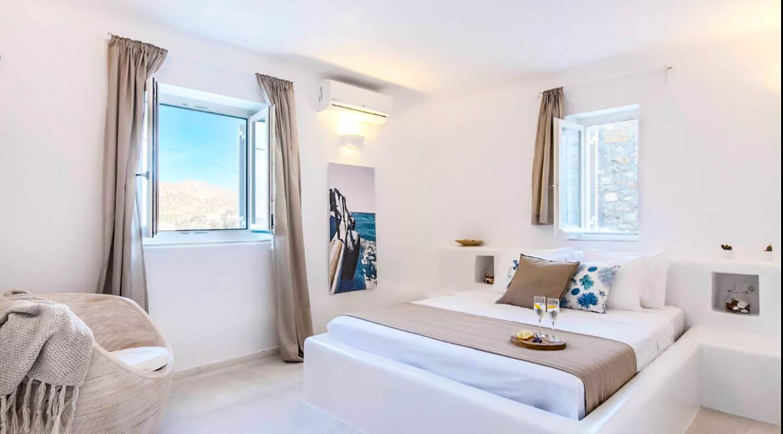 Luxury Mykonos Villas for sale, Kalafatis Mykonos 6