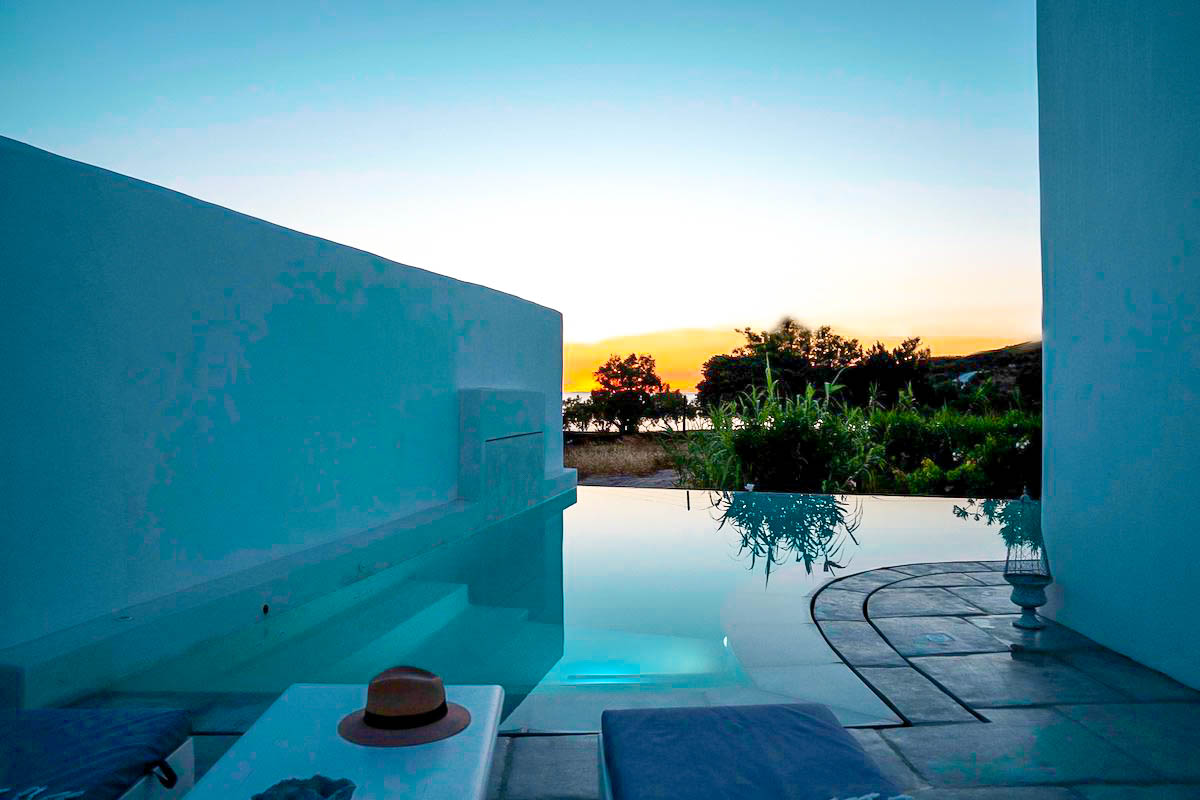 Luxury Property Antiparos Island Greece