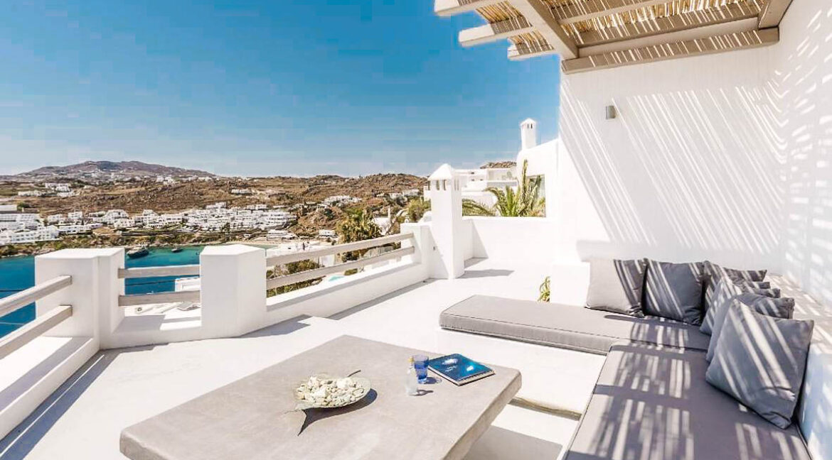 Luxury Property for Sale Mykonos Agios Lazaros. Mykonos Greece Luxury Properties 14