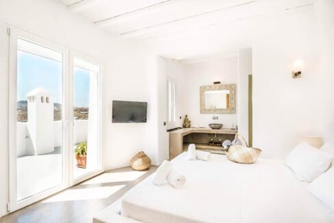 Luxury Property for Sale Mykonos Agios Lazaros. Mykonos Greece Luxury Properties 20