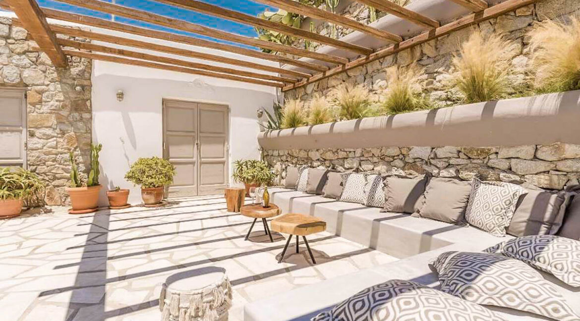 Luxury Property for Sale Mykonos Agios Lazaros. Mykonos Greece Luxury Properties 29