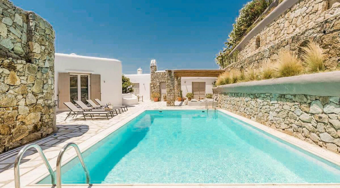 Luxury Property for Sale Mykonos Agios Lazaros. Mykonos Greece Luxury Properties 33