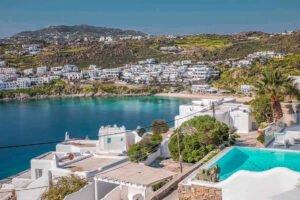 Luxury Property for Sale Mykonos Agios Lazaros. Mykonos Greece Luxury Properties