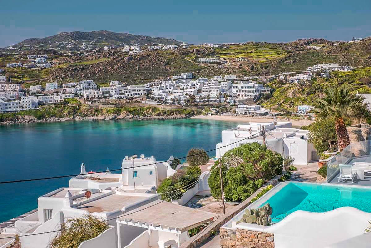 Sea View Luxury Property for Sale Mykonos, Psarou Mykonos