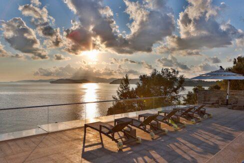Luxury Seafront Property in Skiathos Greece. Hyperlux Seafront Villa in Greece 1