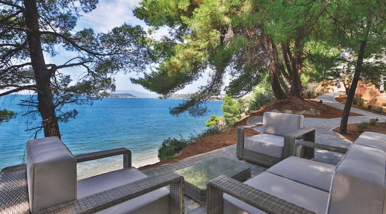 Luxury Seafront Property in Skiathos Greece. Hyperlux Seafront Villa in Greece 18