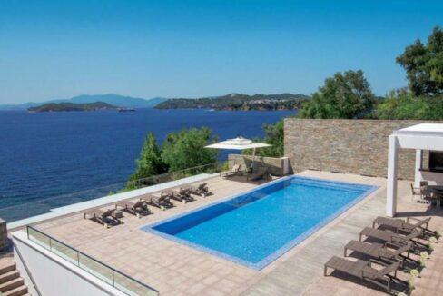 Luxury Seafront Property in Skiathos Greece. Hyperlux Seafront Villa in Greece 27