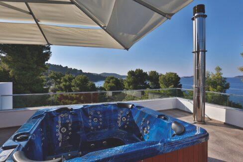 Luxury Seafront Property in Skiathos Greece. Hyperlux Seafront Villa in Greece 7