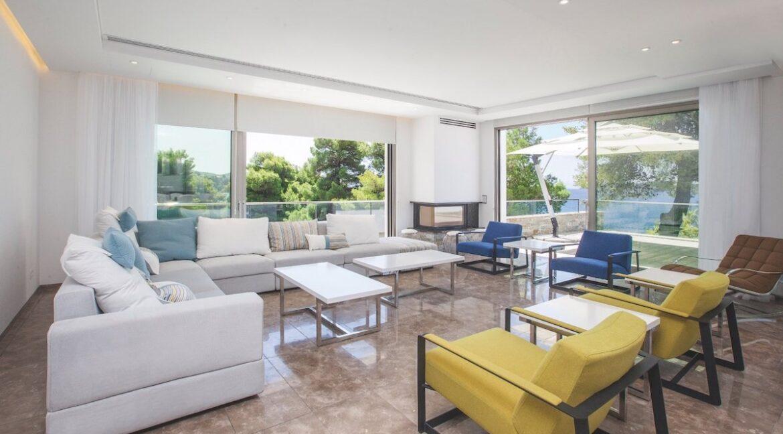 Luxury Seafront Property in Skiathos Greece. Hyperlux Seafront Villa in Greece 9