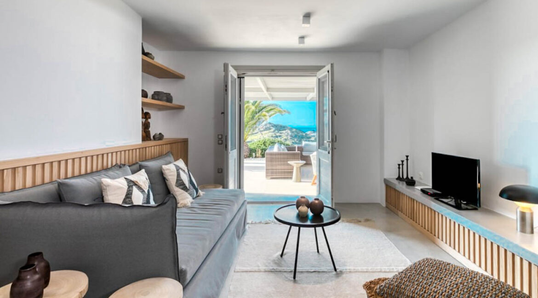 Luxury Villa Mykonos Lia Beach, Mykonos Luxury Estate 19