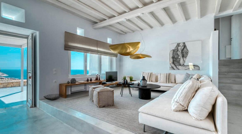 Luxury Villa Mykonos Lia Beach, Mykonos Luxury Estate 24
